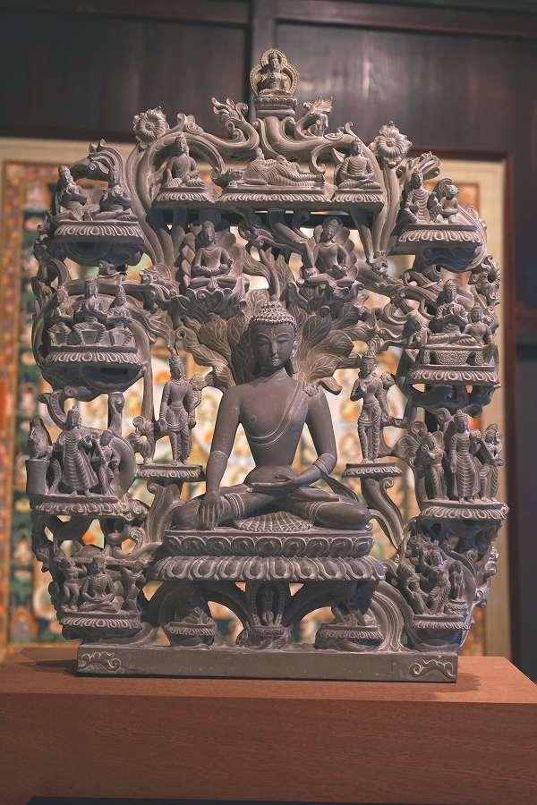石仏 仏陀(釈迦)