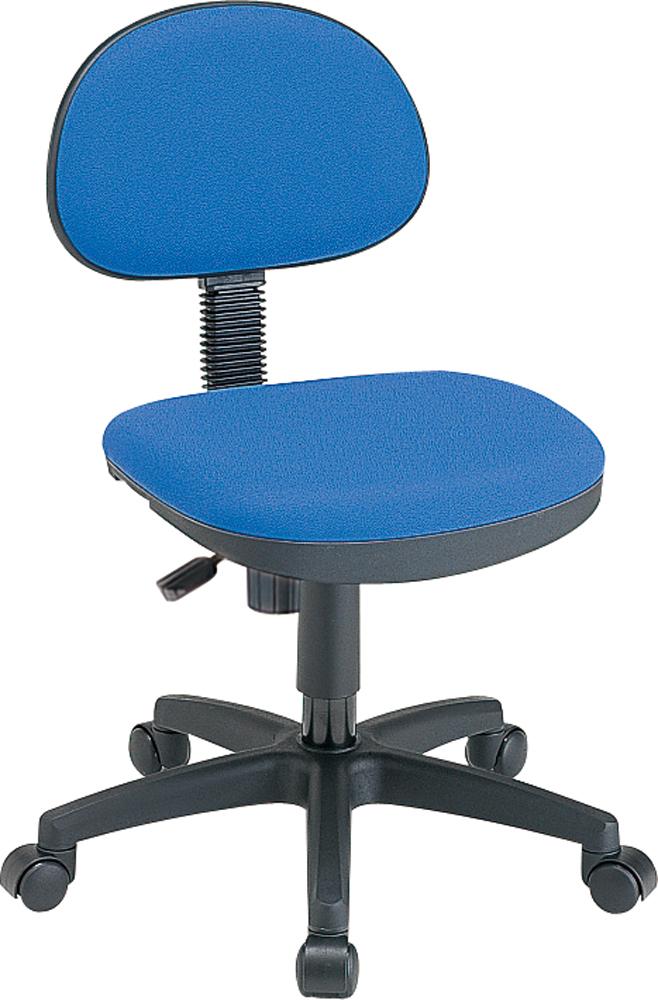 パソコンチェア クッションパソコンチェア オフィスチェア 椅子 疲れにくい RZG-201BL
