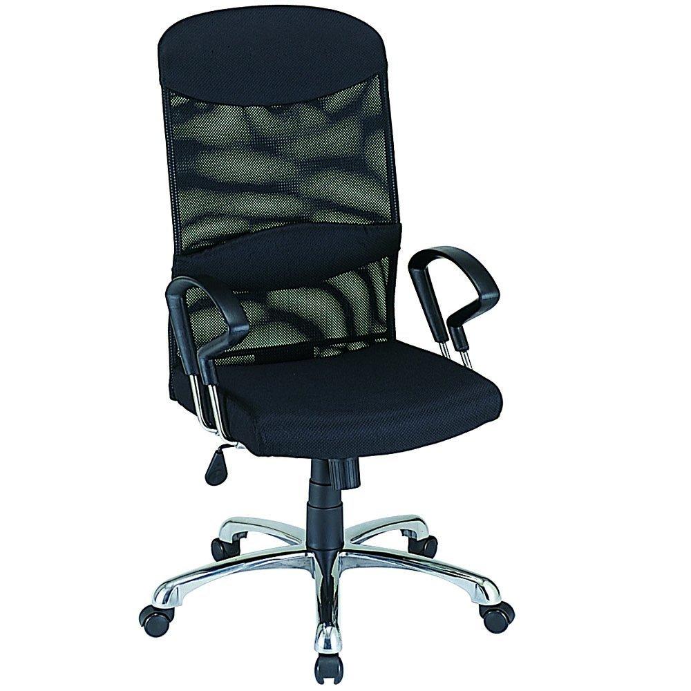 パソコンチェア クッションパソコンチェア オフィスチェア 椅子 疲れにくい RZS-102BK