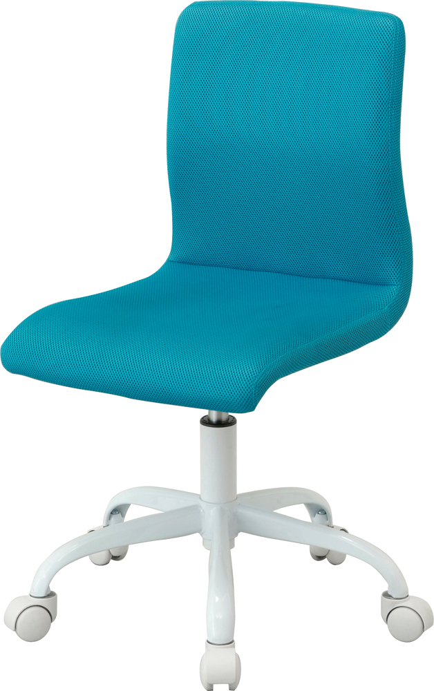 パソコンチェア クッションパソコンチェア オフィスチェア 椅子 疲れにくい DFC-101KB