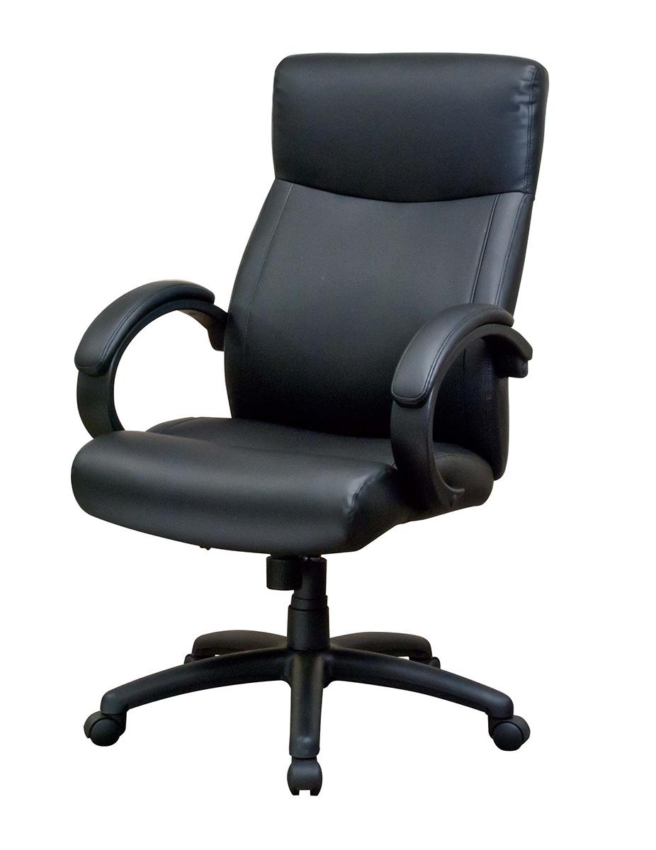 パソコンチェア クッションパソコンチェア オフィスチェア 椅子 疲れにくい CNL-602BK