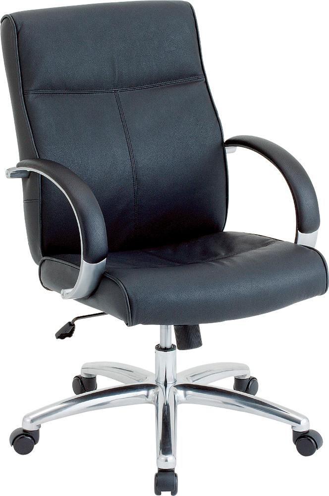 パソコンチェア クッションパソコンチェア オフィスチェア 椅子 疲れにくい RZE-A210BK
