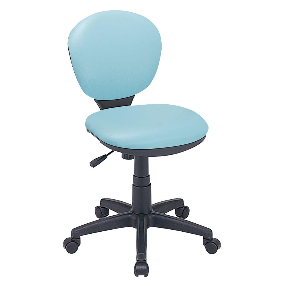 パソコンチェア クッションパソコンチェア オフィスチェア 椅子 疲れにくい RZC-273BL