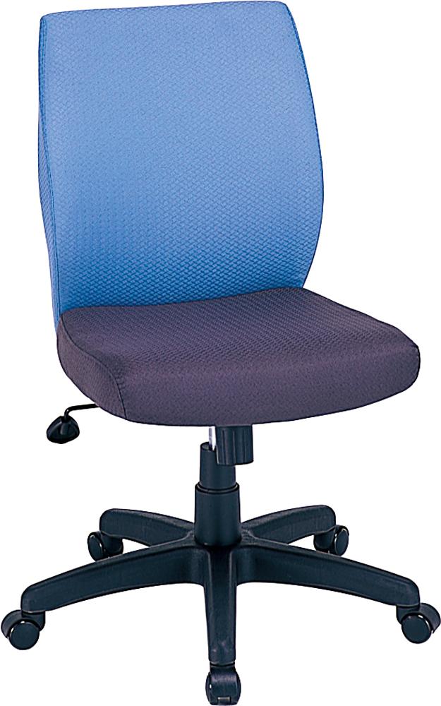 パソコンチェア クッションパソコンチェア オフィスチェア 椅子 疲れにくい RZC-603BL