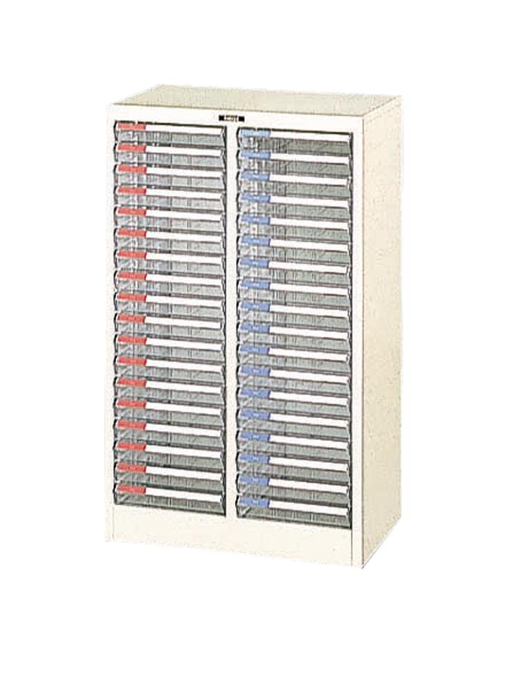収納ボックス フロアケース 書類ボックス 収納ケース 書類ケース 引き出し 書類収納 スチール A4-36P