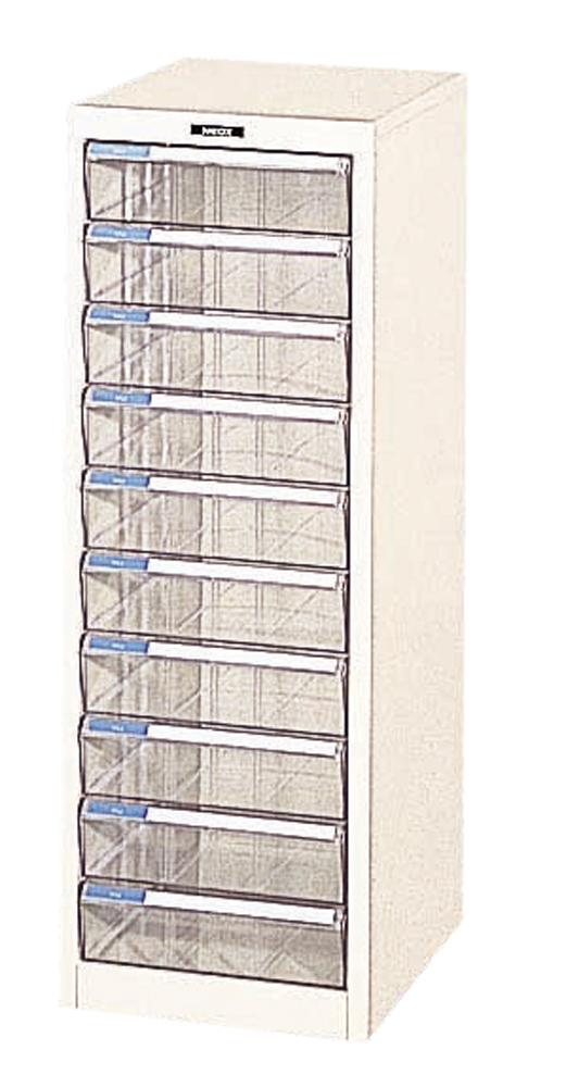 収納ボックス フロアケース 書類ボックス 収納ケース 書類ケース 引き出し 書類収納 スチール B4-M10P