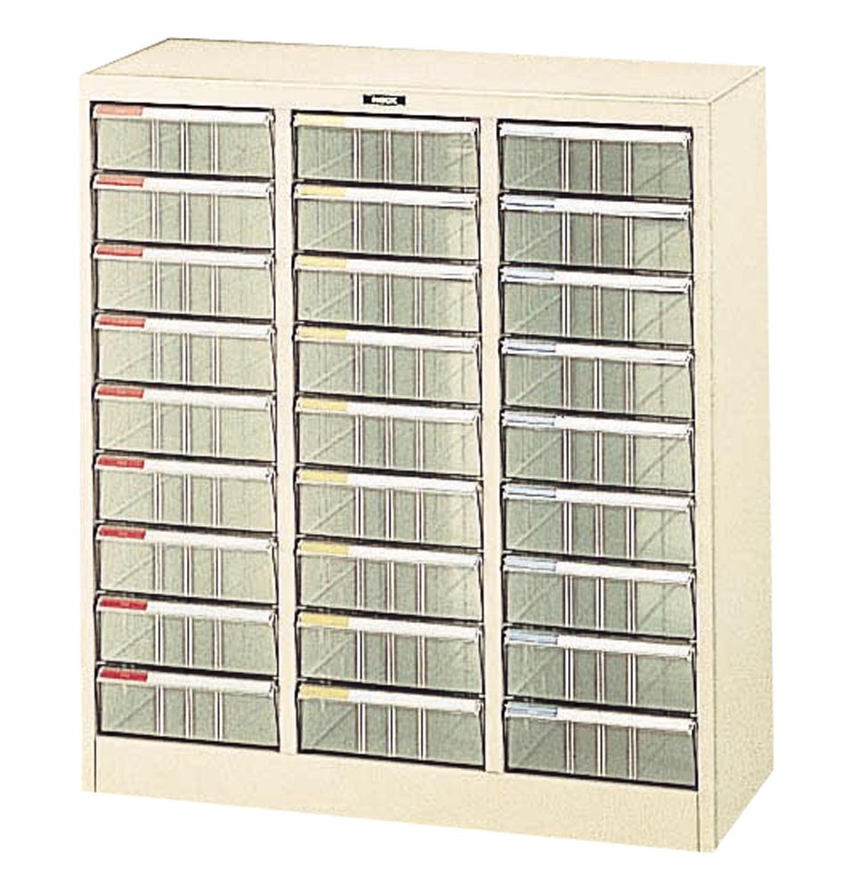 収納ボックス フロアケース 書類ボックス 収納ケース 書類ケース 引き出し 書類収納 スチール A4-M27P
