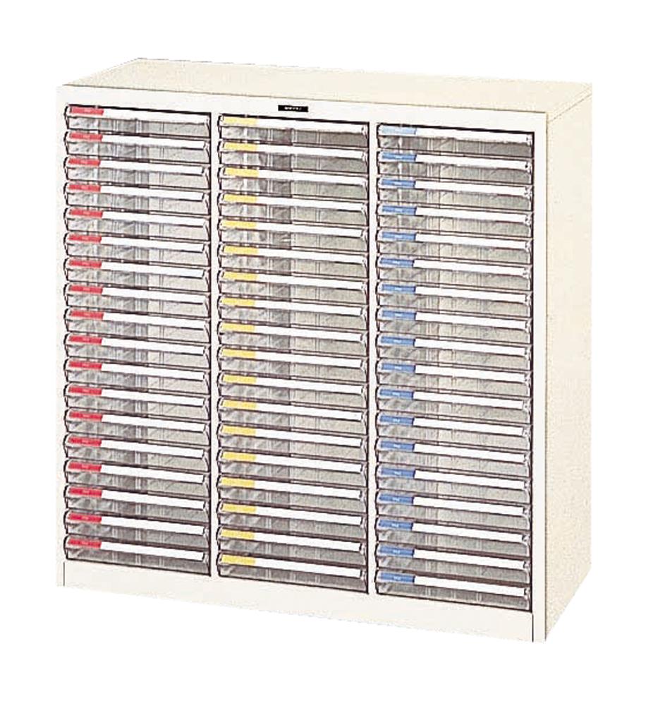 収納ボックス フロアケース 書類ボックス 収納ケース 書類ケース 引き出し 書類収納 スチール B4-54P