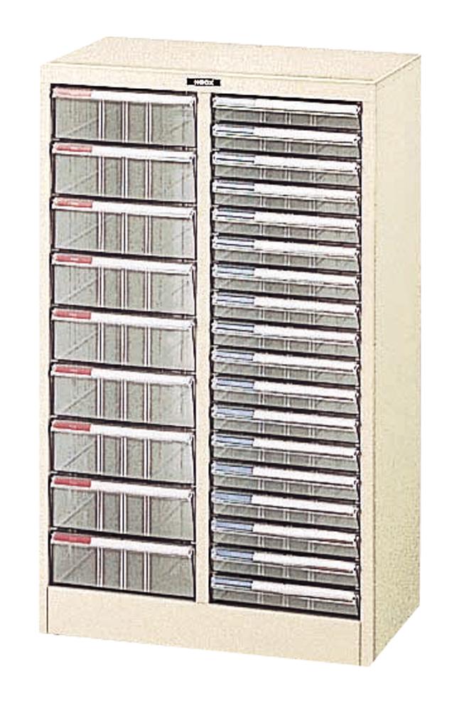収納ボックス フロアケース 書類ボックス 収納ケース 書類ケース 引き出し 書類収納 スチール A4-27P