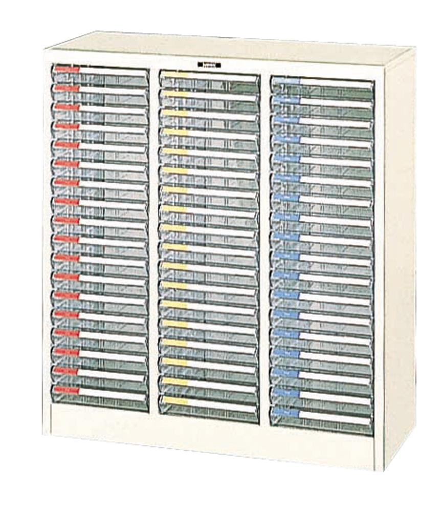 収納ボックス フロアケース 書類ボックス 収納ケース 書類ケース 引き出し 書類収納 スチール A4-54P