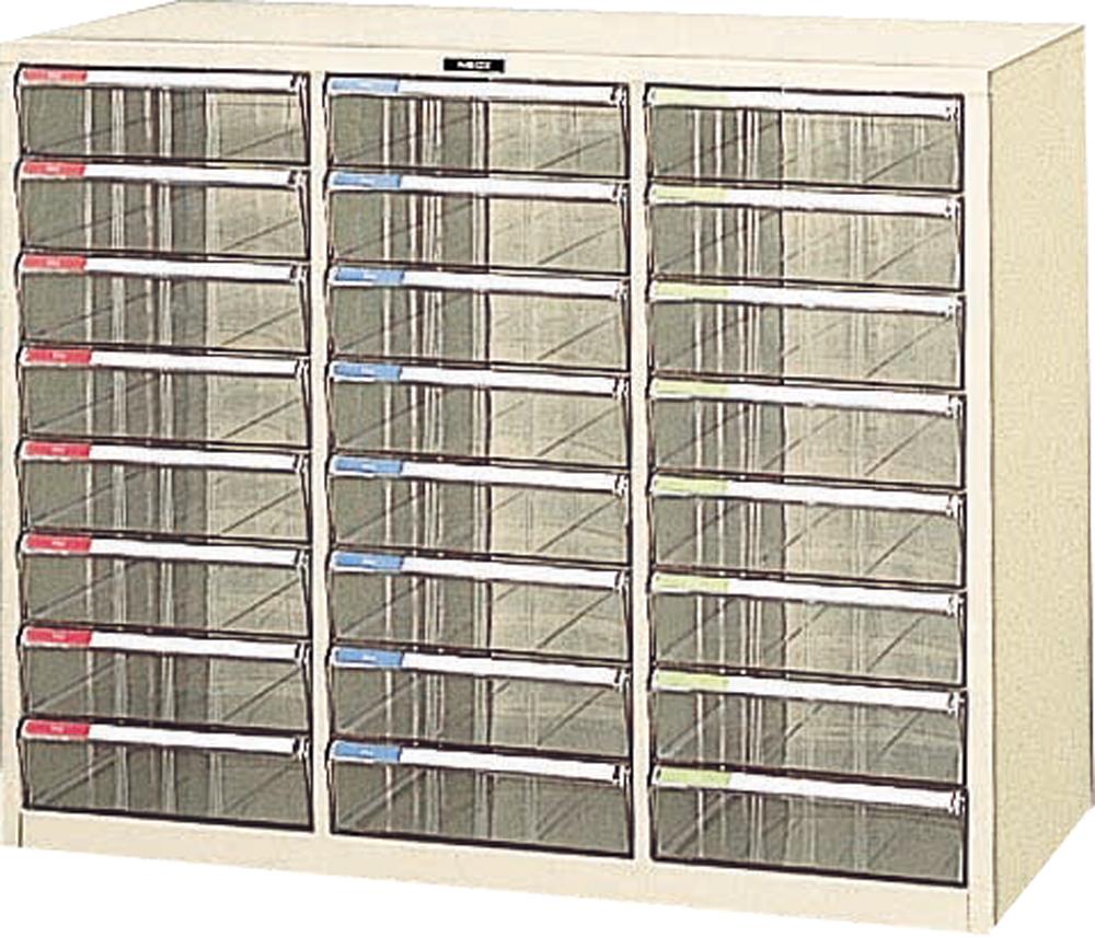 収納ボックス フロアケース 書類ボックス 収納ケース 書類ケース 引き出し 書類収納 スチール B4-M724P