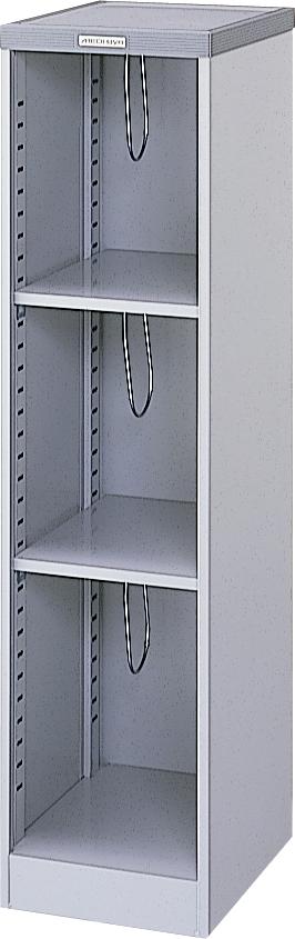 収納ボックス フロアケース 書類ボックス 収納ケース 書類ケース 引き出し 書類収納 スチール MAF-200N