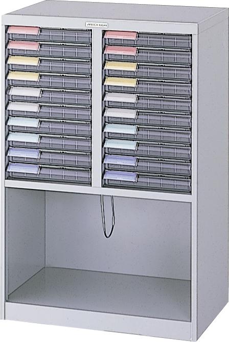 収納ボックス フロアケース 書類ボックス 収納ケース 書類ケース 引き出し 書類収納 スチール MAF-W111N
