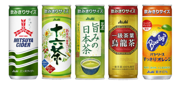 Variety choice Asahi 245 cans and 250 cans (30 pieces with three types selectable) 90 piece set