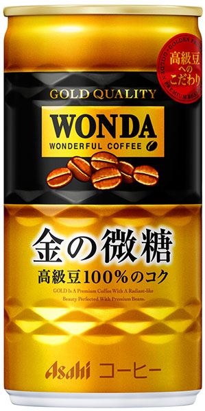 30 *2 canned 185 g of slight sugar Motoiri bulk buying [Wanda canned coffee] of the money of Asahi WONDA