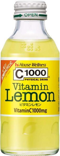 ハウスウェルネス C1000 lemon vitamin 140 ml bottle 30 pieces [c-1000]