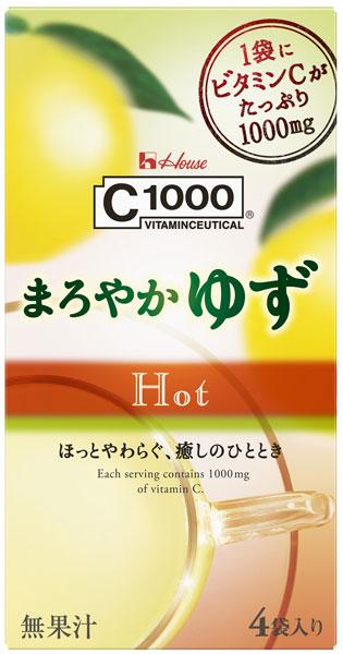 House wellness C1000 mellow citrus hot 4 pouches x 24 box