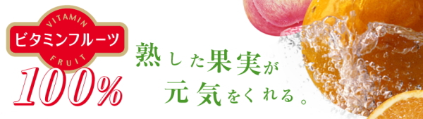 Japanese wisteria en vitamin fruit juice stand 200 ml paper pack 24 pieces