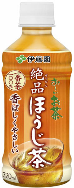 There is Ito En, Ltd. ...; 320 ml of 24 tea roasted tea pet Motoiri [おーいお tea heater tea tea おちゃ]
