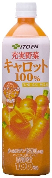 100% of 930 g of 12 Ito En, Ltd. enhancement vegetables carrot pet Motoiri []