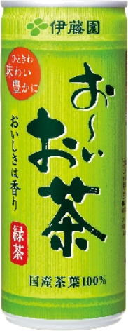 Itoen,-not tea green tea 245 g can 30 pieces [your-not tea]