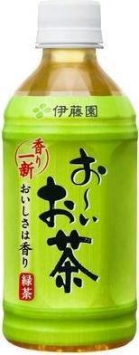 There is Ito En, Ltd. ...; 350 ml of 24 tea green tea pet Motoiri [おーいお tea]