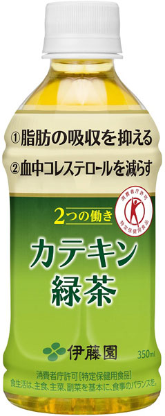 350 ml of 24 work catechin green tea pet Motoiri [food for specified health use トクホ discount firm smart] of two Ito En, Ltd.