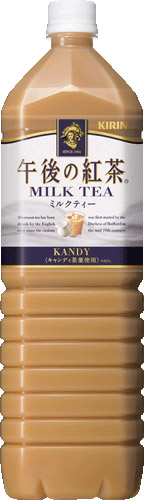 麒麟午后奶茶 1.5 L 宠物 8 件 [下午茶。