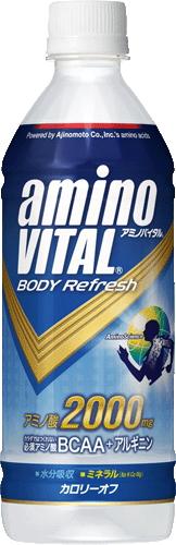 Giraffe amino vital body refresh 500 ml pet 24 p []