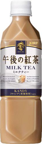 麒麟下午茶和牛奶 500 毫升寵物 24 件 [下午茶。