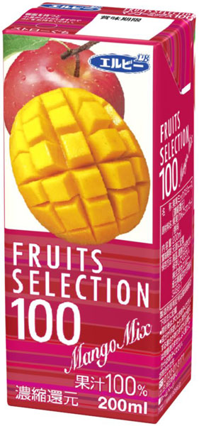 24 L beef origin selection mango mixture 100 200 ml paper pack Motoiri []