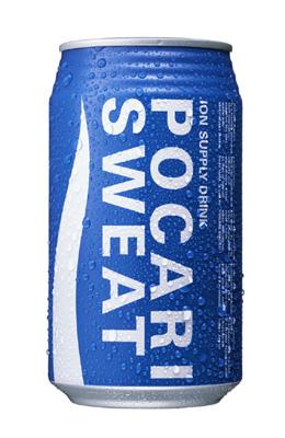 Otsuka Pharmaceutical Pocari Sweat 340 ml cans 24 pieces [gulps heatstroke prevention]