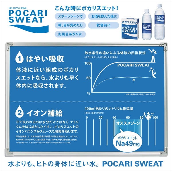 Otsuka Pharmaceutical Pocari Sweat 200 ml pet 30 pieces [gulps heatstroke prevention]
