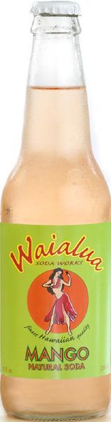 ワイアルーアソーダマンゴー 354 ml pot 24 Motoiri [Hawaiian and link soda]