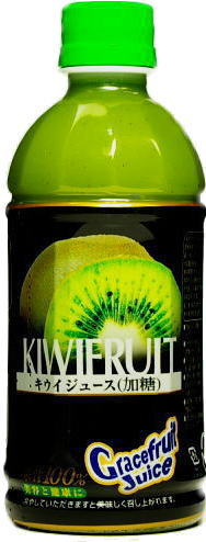 Thimbles Kiwi juice 350 g pet 24 p []
