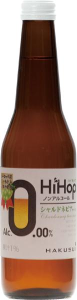 330 ml of 博水社 high hop Chardonnay beer taste non-alcohol pot 12 Motoiri