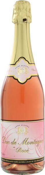Stassen Ducs de Montagne-rose 750 ml bottle 6 pieces [non-alcoholic sparkling wine]