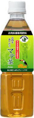 If eat Atlee meat; マテ tea グリーンマテ 500 ml pet 24 Motoiri [there is the reason that there is reason in]