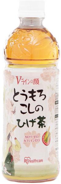Mustache tea Korea corn tea] of 500 ml of 20 mustache tea pet Motoiri [corn of the アイリスオーヤマ corn