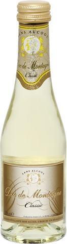 24 スタッセンデュク do モンターニュミニ 200 ml pot Motoiri [sparkling wine non-alcohol mini-bottle]