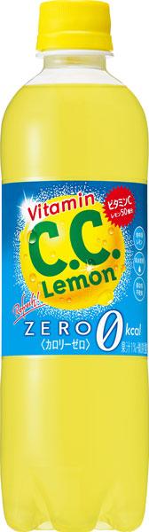 三得利 C.C.檸檬 リフレッシュゼロ 500 毫升寵物 24 件 [CC 檸檬 CC 檸檬零卡路里。