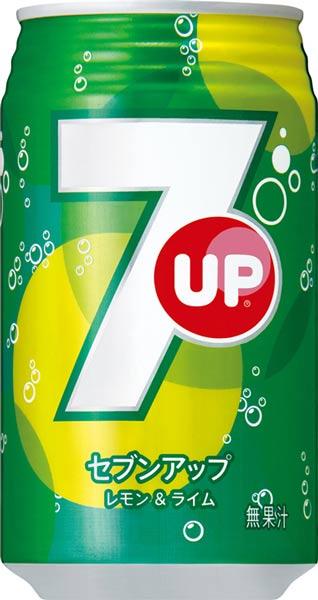 24 canned 350 g of Suntory Seven-Up Motoiri []