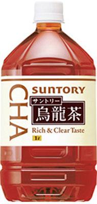 Suntory oolong tea 1 L pet 12 pieces [bags]