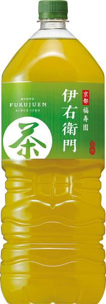 Say, and hold tea stone miller powdered green tea powdered green tea a thing 6 Suntory green tea Italy gate-guard office 2L pet Motoiri [;]
