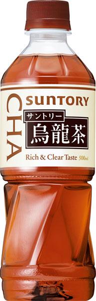 500 ml of 24 Suntory oolong tea (VD use) pet Motoiri [oolong tea]