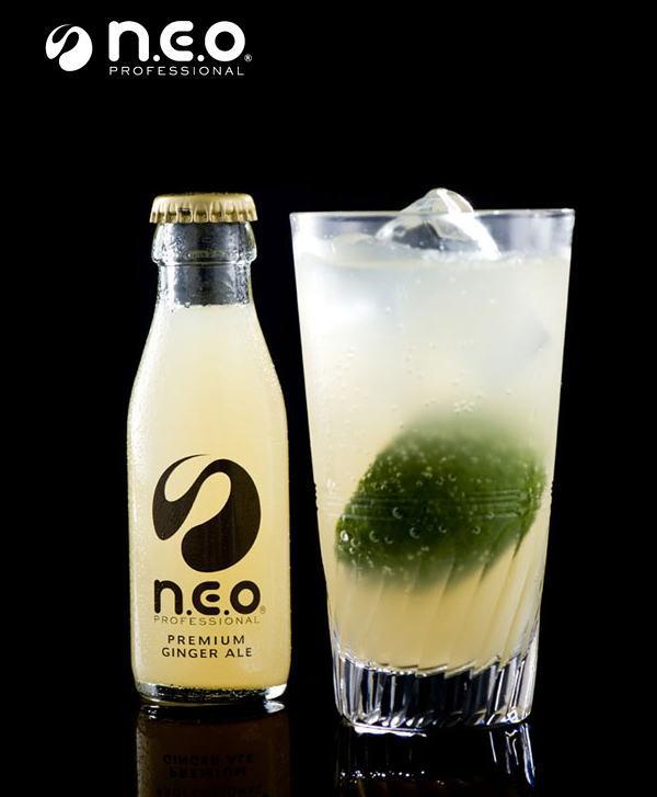 24 95 ml of friend measure drink n.e.o (neo neo-) premium ginger ale pot Motoiri [at the rate of materials]