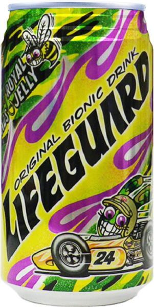 Tominaga trade cheerio lifeguard 350 ml cans 24 pieces [soda]