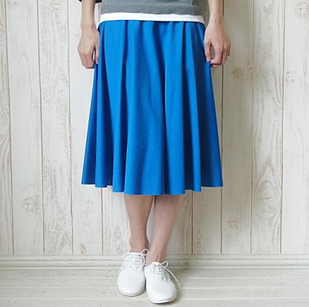 【送料無料】PARLMASEL(パールマシェール) フレアースカート