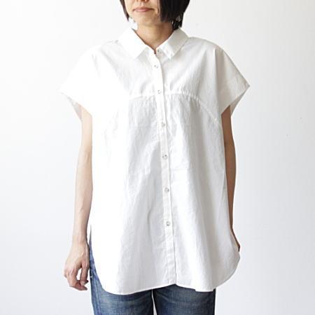ESTROISLOSE(エストゥロワルーズ)コットンブロードノースリーブシャツ