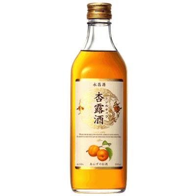 永昌源 爆安プライス あんずのお酒 シンルチュウ 中国酒 捧呈 500ml 杏露酒